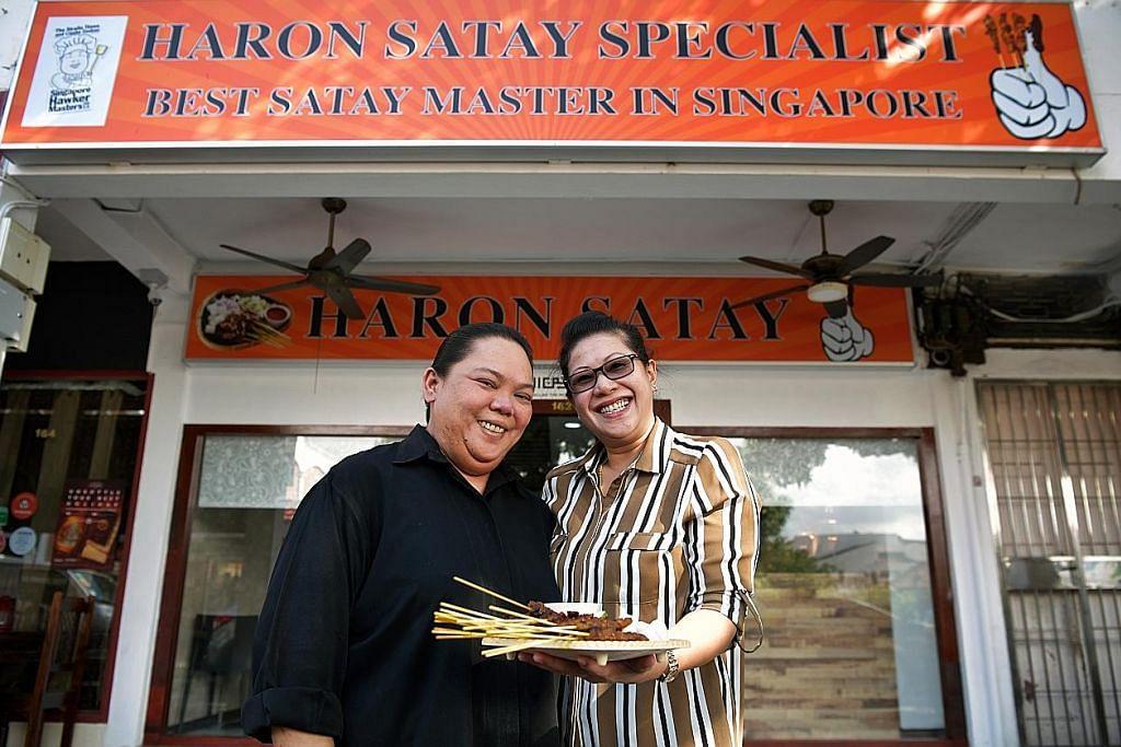 Impian buka Kafe Haron Satay jadi kenyataan