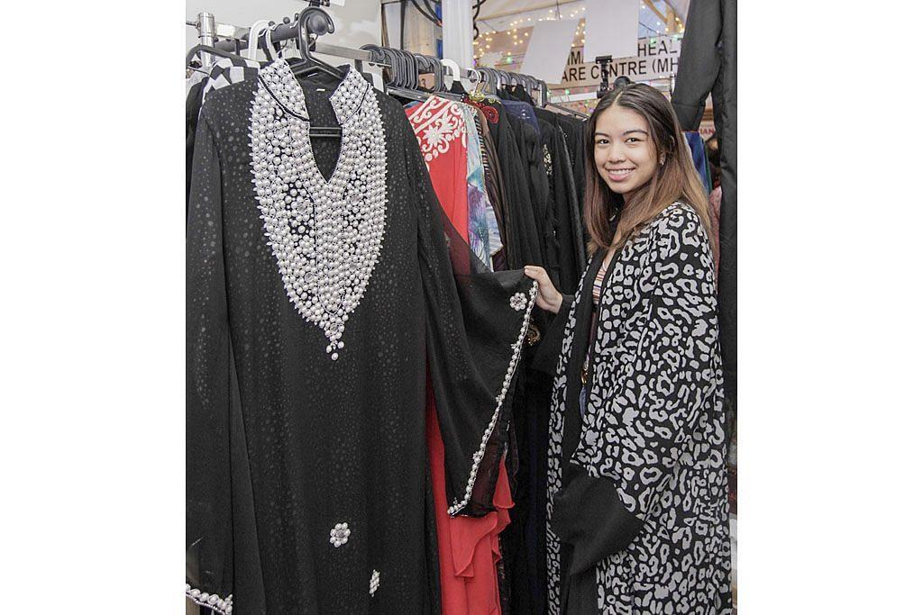 Penjualan baju abaya, bisht 'durian runtuh' Pelbagai tarikan