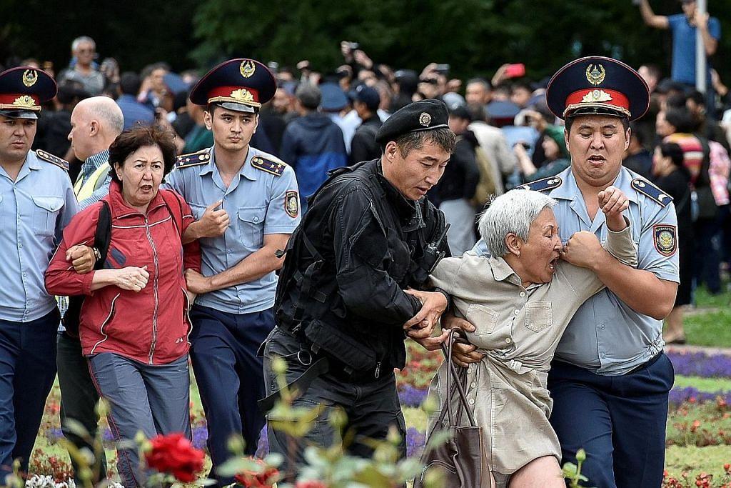 Pilihan raya Kazakhstan: Kassym Jomart-Tokayev menang besar