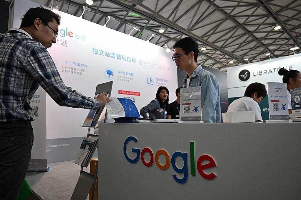 Google pindahkan lebih banyak pengeluaran perkakasan dari China