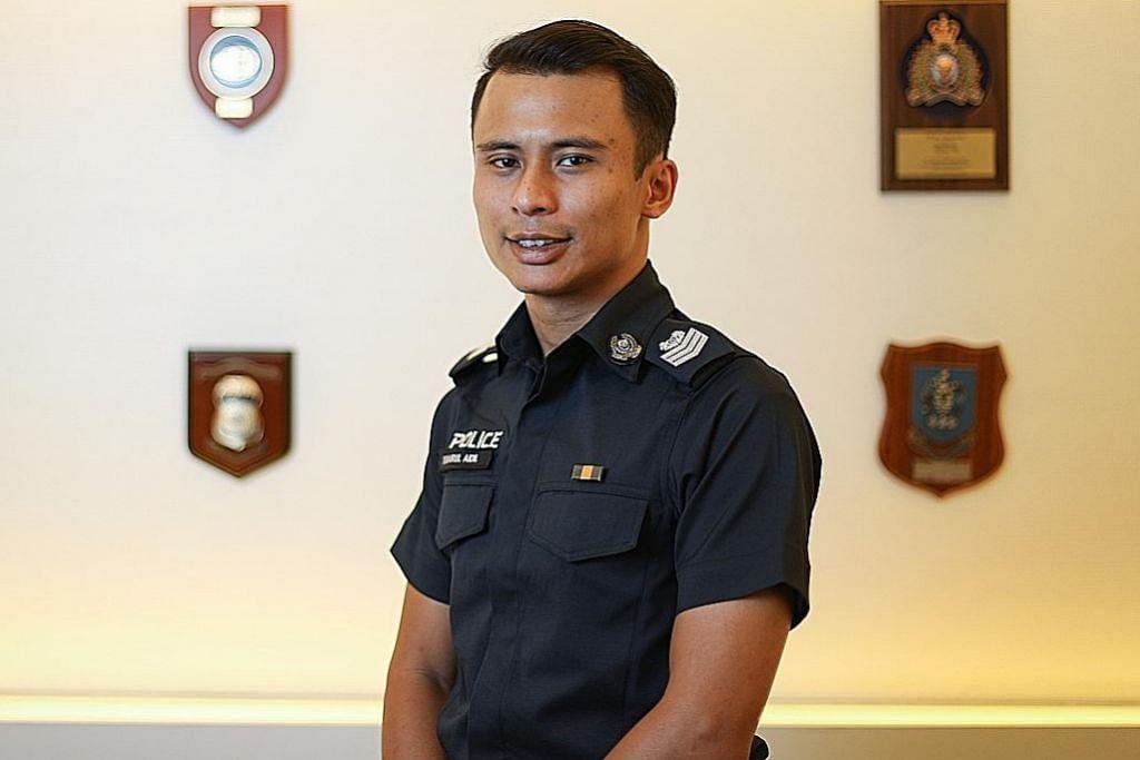 Gerak hati pegawai polis jaya cegah jenayah