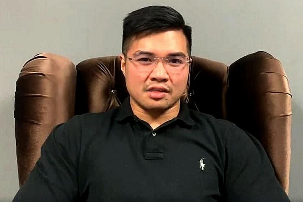 Azmin Ali nafi beliau pelaku dalam video seks sejenis