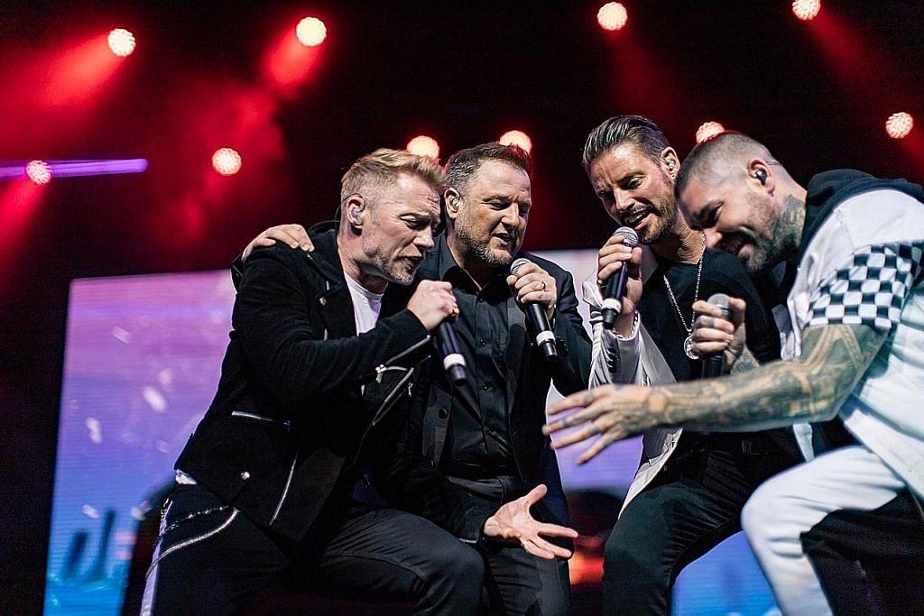 Boyzone legenda dalam kenangan