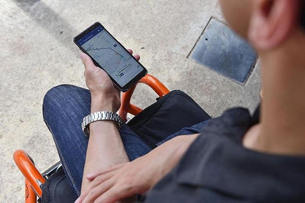 Aplikasi bergerak LTA bagi penumpang keperluan khas menangi hadiah antarabangsa
