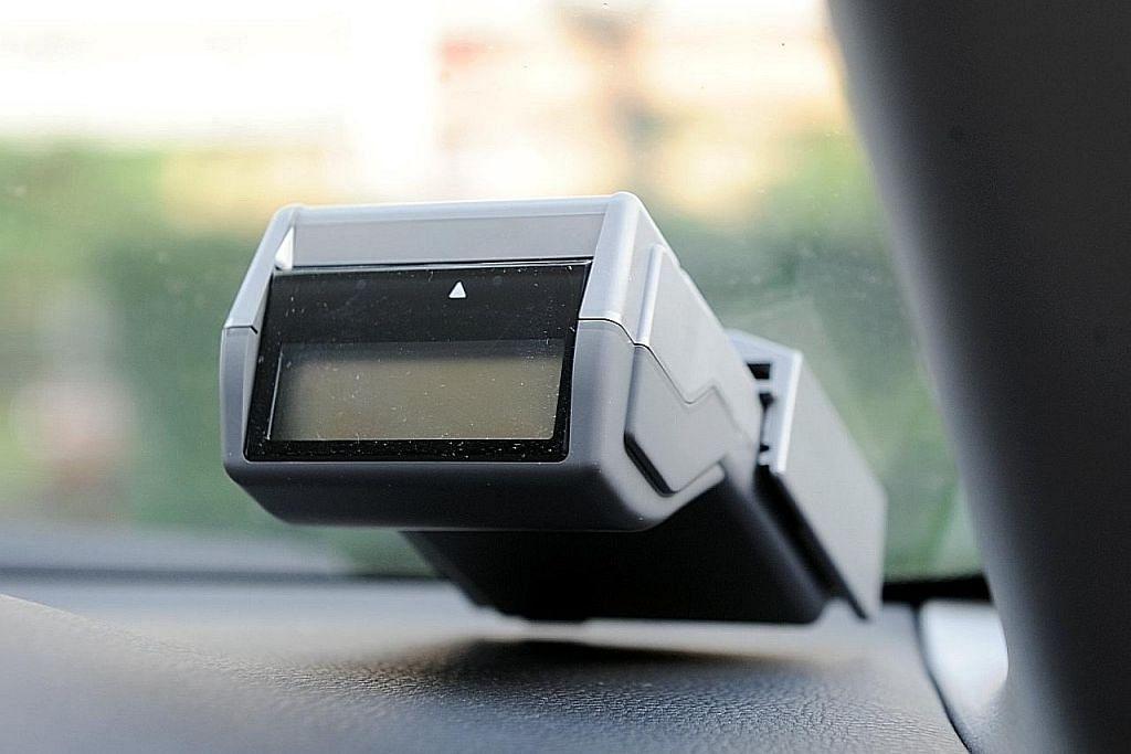 Alat baca ERP dalam kenderaan akan ditukar mulai 2020