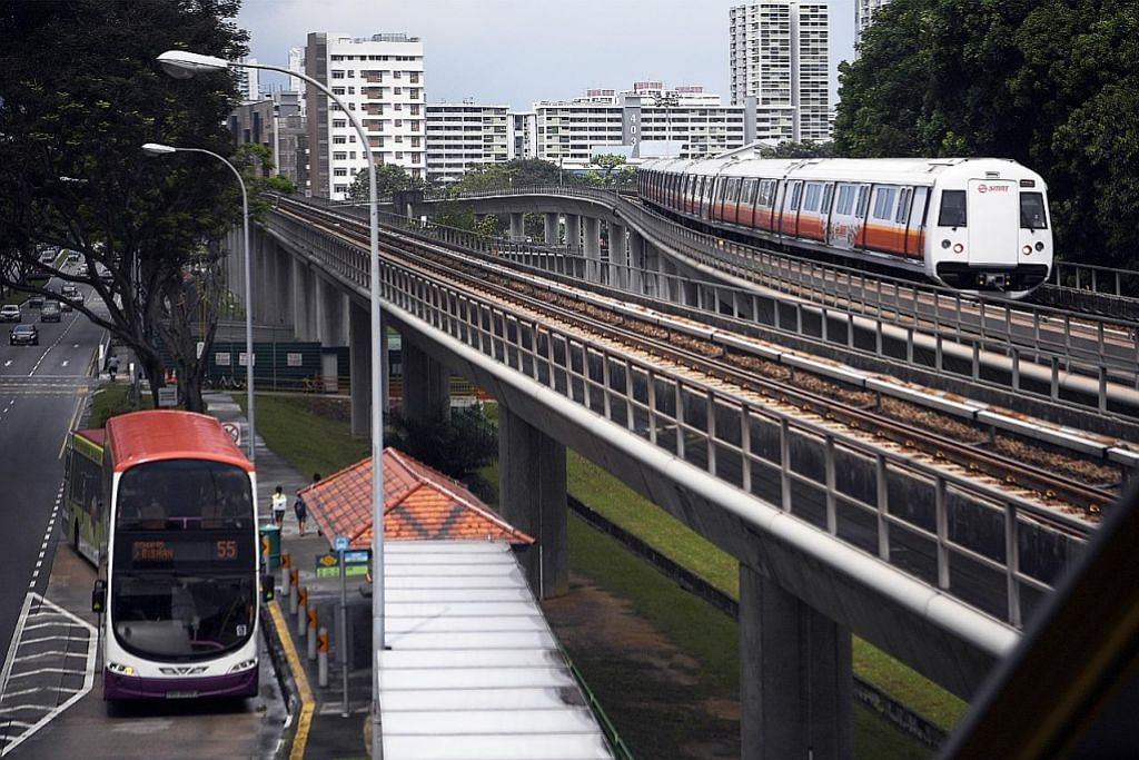 SMRT, SBS Transit jalin kerjasama bina kecekapan rel bersama ST Engineering