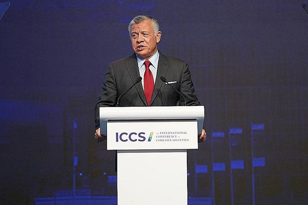 Raja Jordan: Manfaat wadah dunia moden untuk pertahan perpaduan sosial