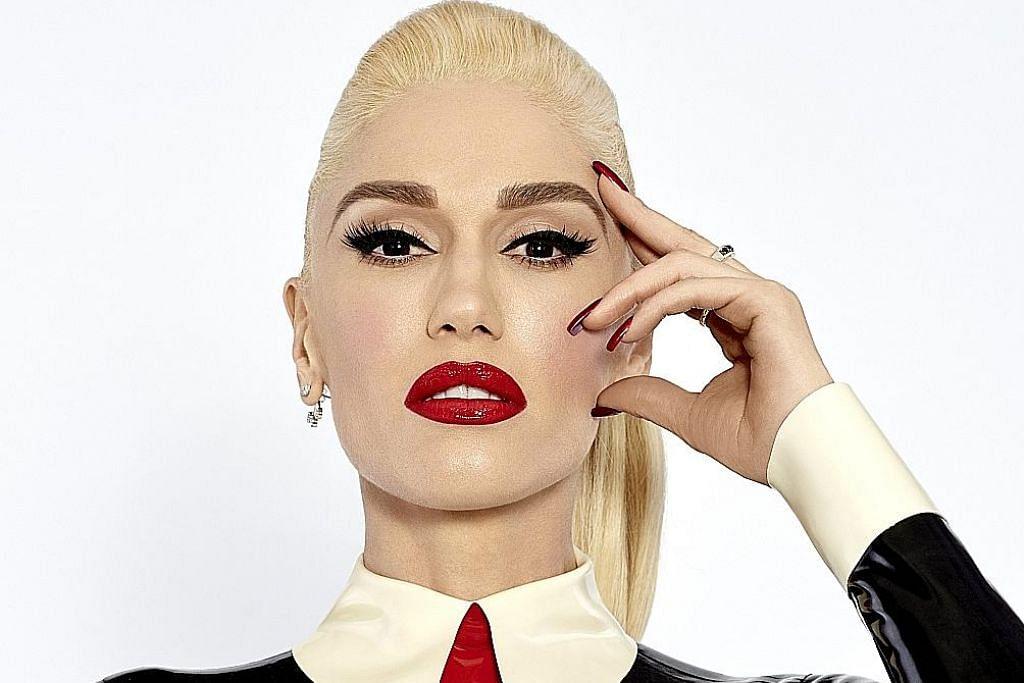 Gwen Stefani akan hiburkan penonton konsert F1 di S'pura