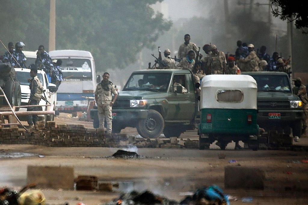 Sudan bergolak: Wanita, lelaki diperkosa