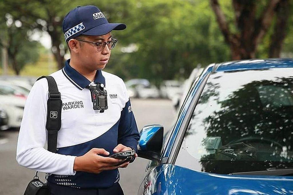 Denda lebih berat bagi kesalahan letak kenderaan mulai 1 Julai