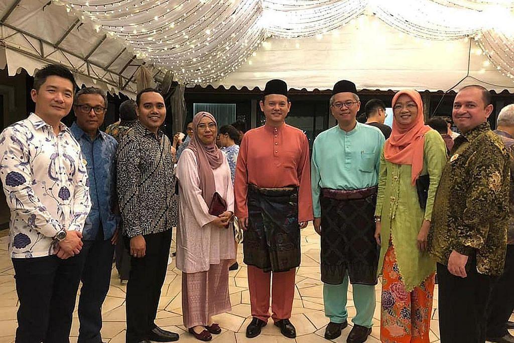 Seri Raya badan Melayu/Islam