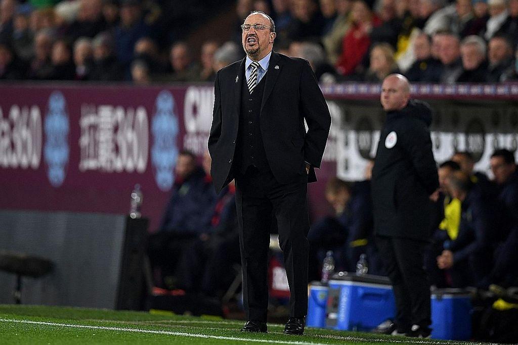 Rafa akan tinggalkan Newcastle hujung bulan ini