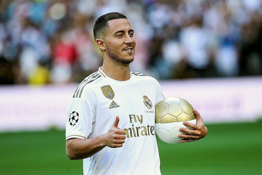 Eden Hazard 'pembelian hebat' buat Real