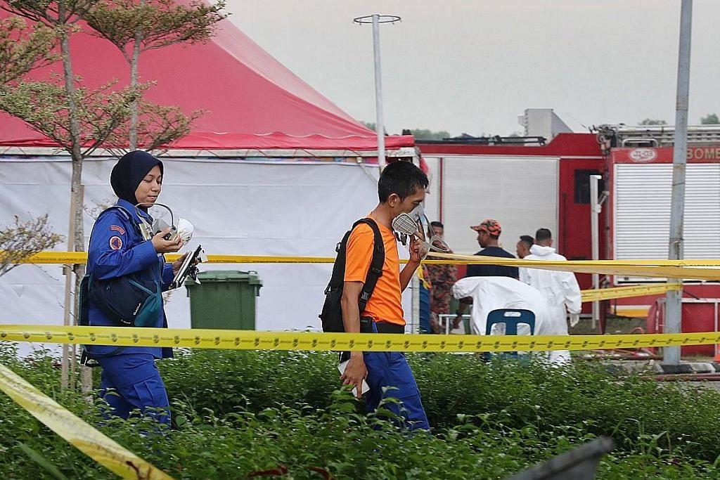 Tiada kes baru mangsa pencemaran dilapor di Pasir Gudang