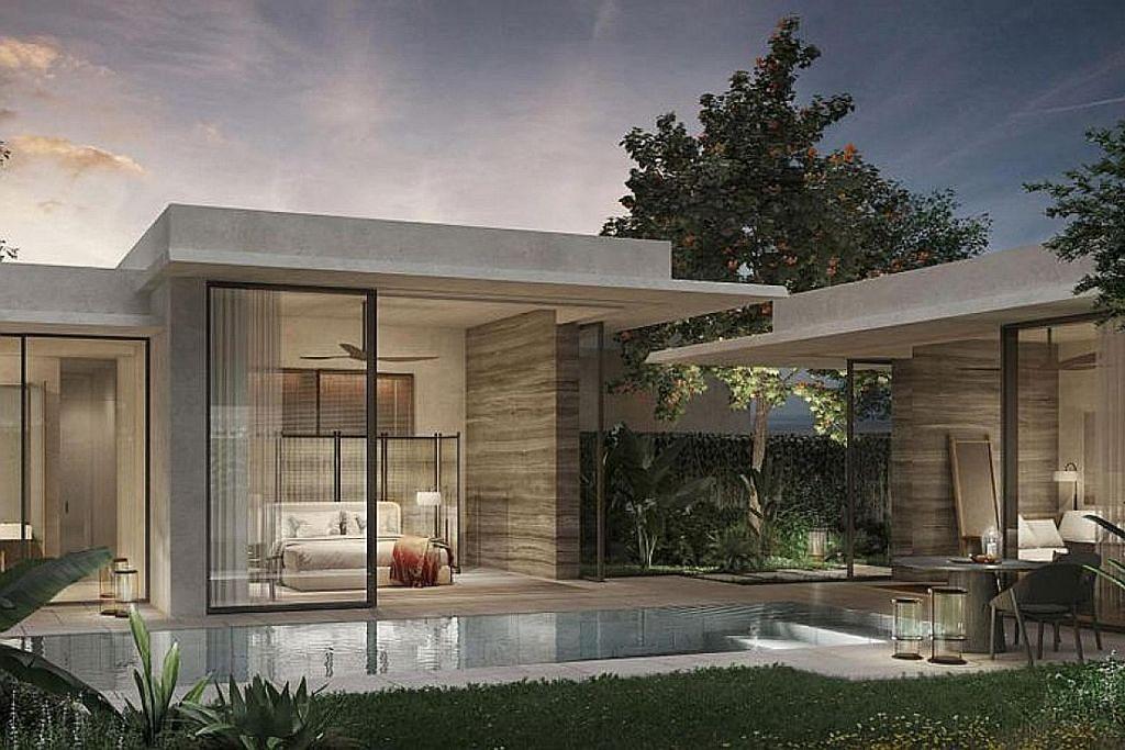 Hotel Raffles kedua bakal dibuka di Sentosa pada 2022
