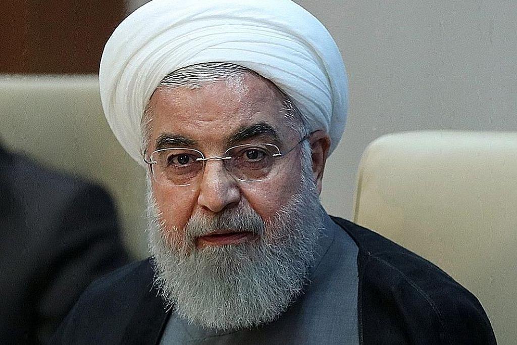 Trump ancam 'pemusnahan'; Iran sifat Rumah Putih 'terencat akal'