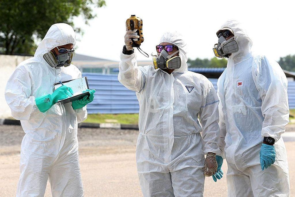 Sultan Johor: Pencemaran kimia keji, memalukan