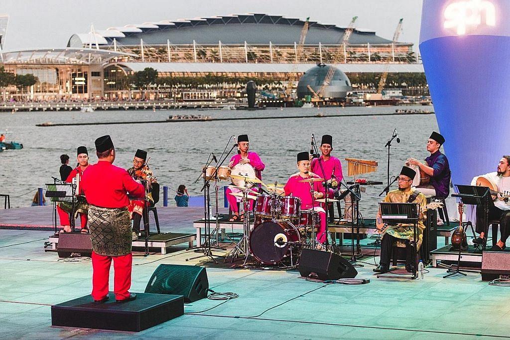 Pesta Raya! 2019 Esplanade rai identiti unik Nusantara
