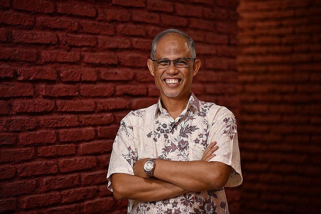 RAIKAN KEJAYAAN, TERUS BINA KEUPAYAAN: Encik Masagos mengggesa masyarakat Melayu/Islam di Singapura supaya terus menambah keupayaan dan menggugurkan tanggapan bahawa mereka kaum minoriti yang lemah. Beliau juga melahirkan rasa senang hati dengan pencapaian yang diraih masyarakat sejak beliau menjadi Menteri Bertanggungjawab bagi Ehwal Masyarakat Islam sekitar setahun lalu. – Foto BM oleh CHONG JUN LIANG