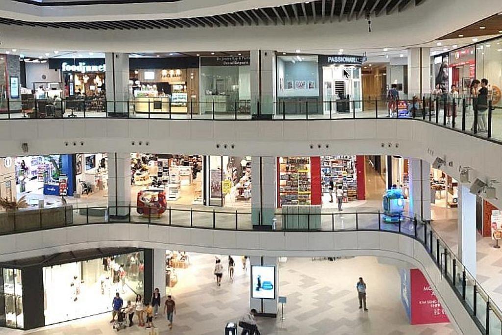 PUSAT BELI-BELAH LAIN: GREAT WORLD CITY Lakukan peningkatan demi penuhi permintaan pelanggan