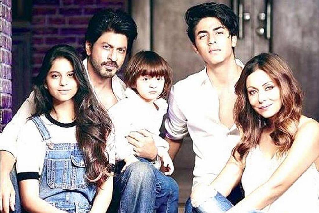 Shah Rukh Khan bijak imbangi cinta kerjaya dengan kasih keluarga