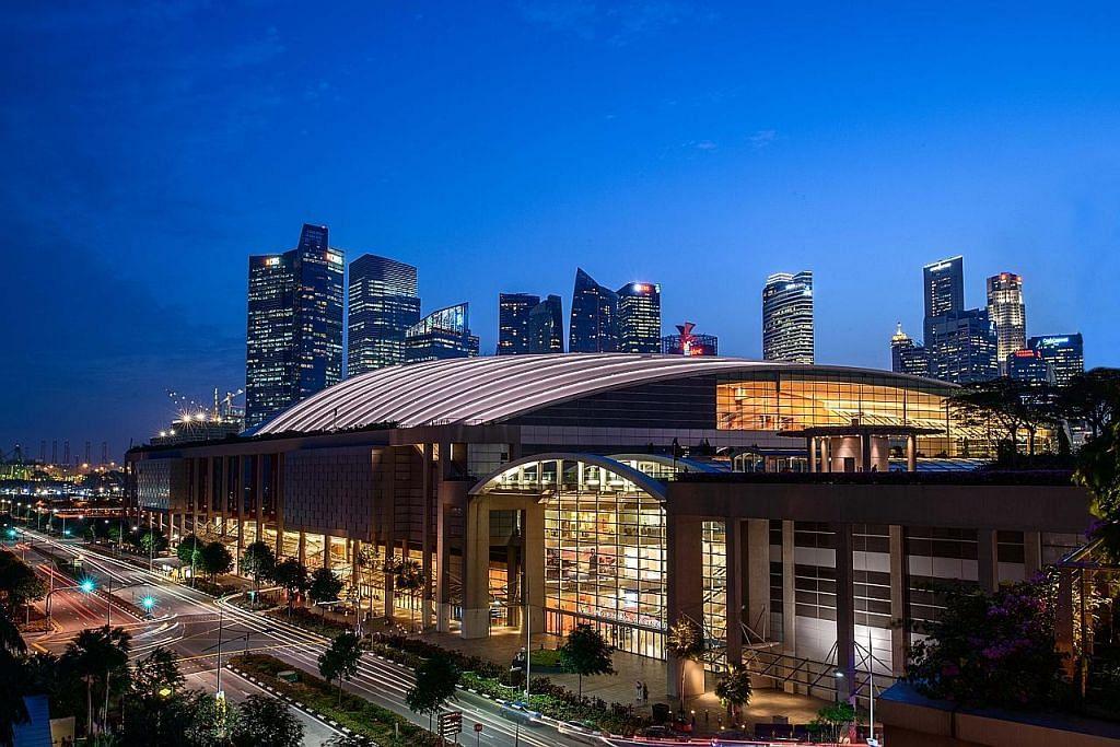 Marina Bay Sands jaya capai tahap platinum bangunan hijau