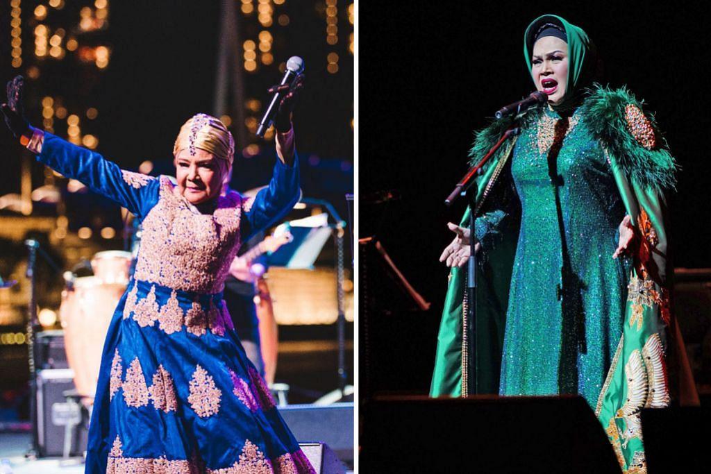 Ratu Dangdut, Diva Pop kekal hebat