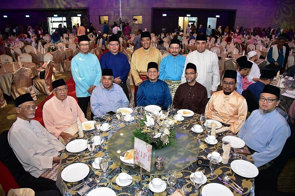 'Asatizah harus kekal komited pertahan harmoni agama, sosial'