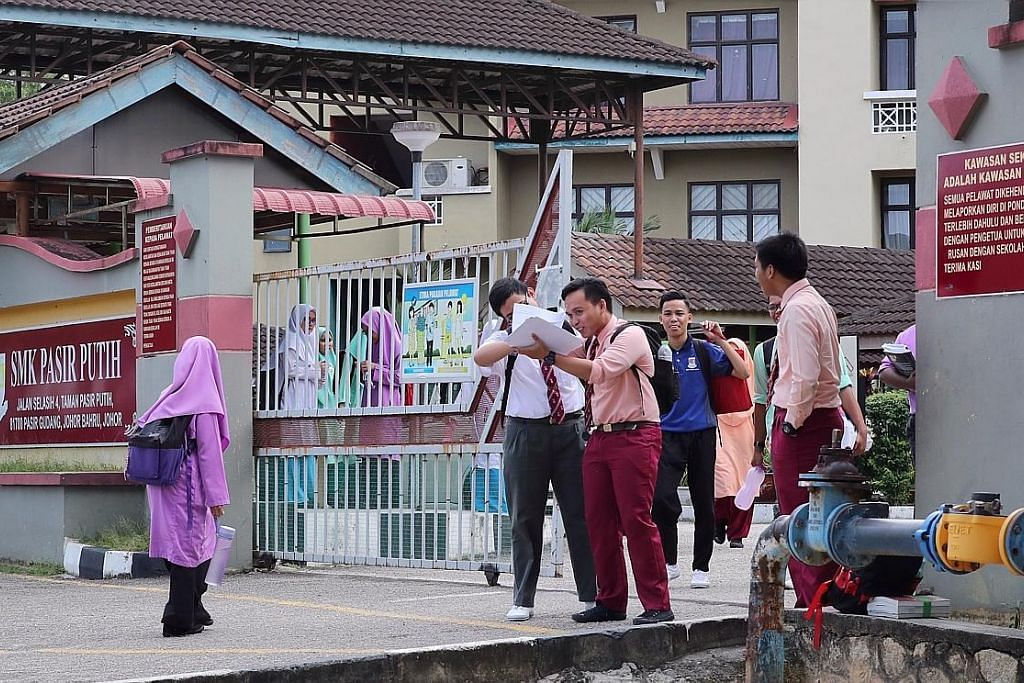 PENCEMARAN UDARA DI PASIR GUDANG Malaysia mula siasat 90 tempat