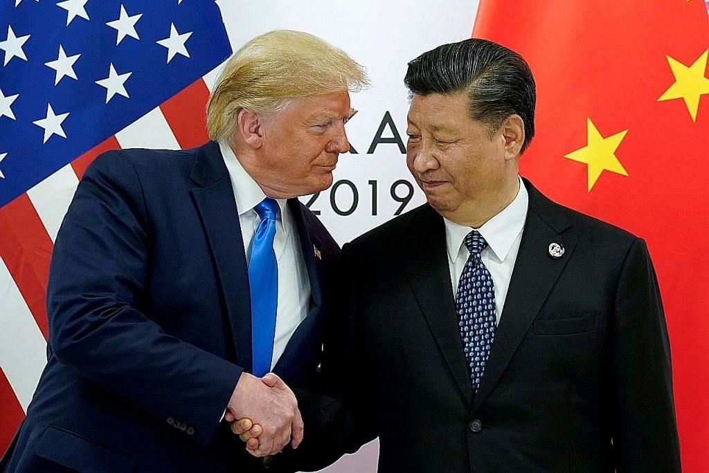 SUSULAN SIDANG G-20 Perang Dagang China-AS: 2 kuasa besar terus runding butir janji