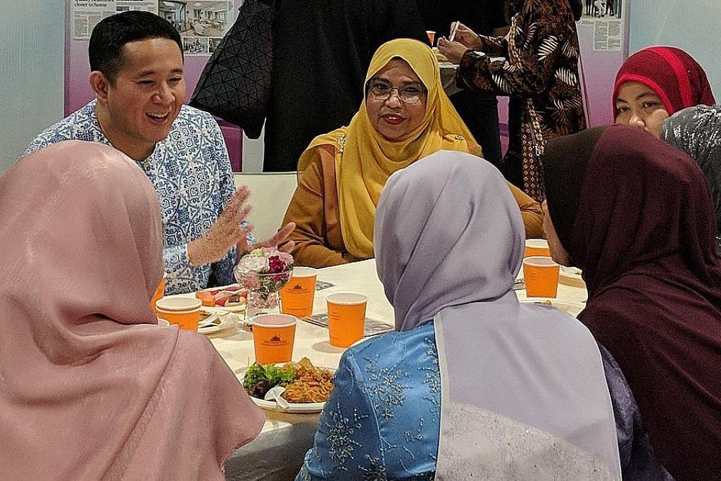 Amrin: Kempen 'Cukup Manis' HPB terima sambutan 'manis' masyarakat MENYAMBUT SYAWAL