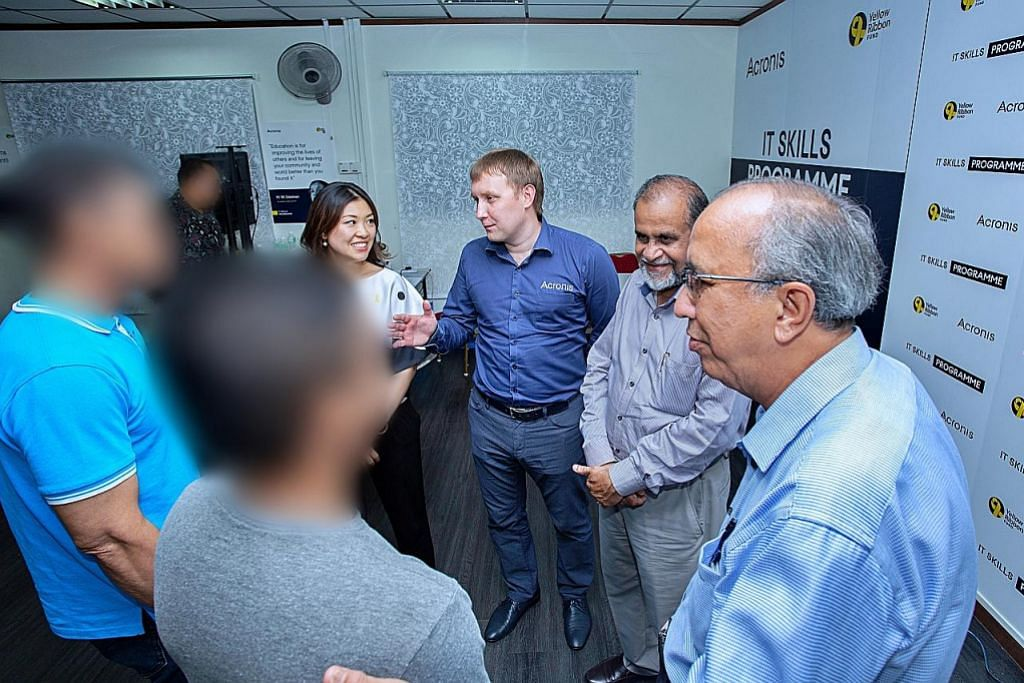 Program Reben Kuning, firma swasta bantu penghuni Darul Islah tingkat kemahiran