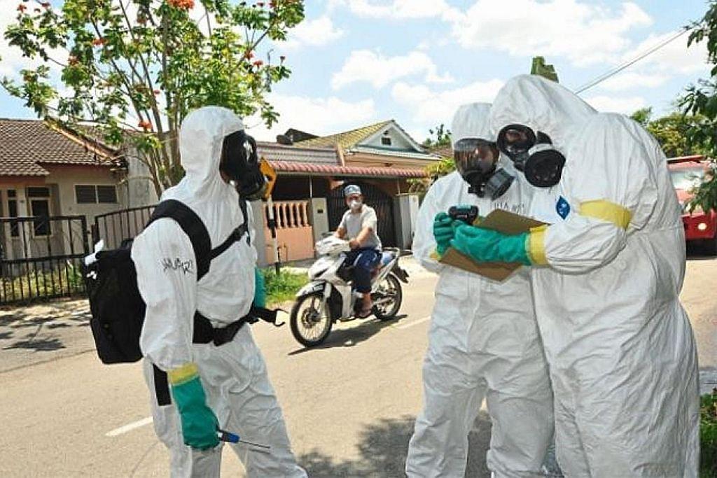 81 kilang kimia Pasir Gudang langgar akta mutu alam sekeliling