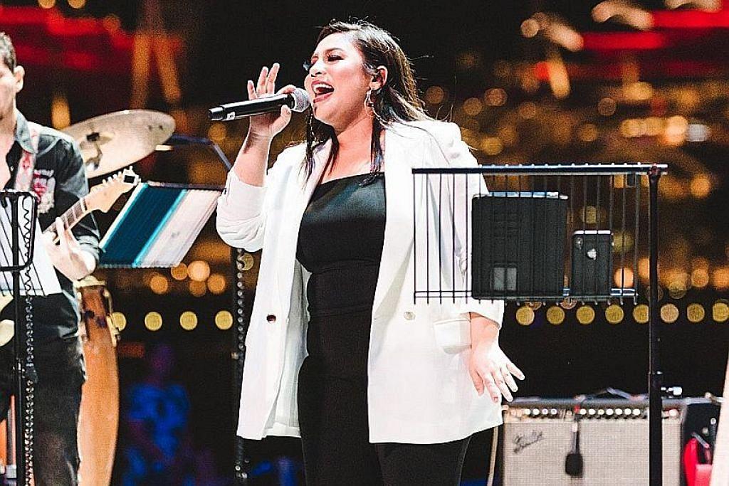 Rahimah sahut cabaran nyanyi lagu 'antik' Cina