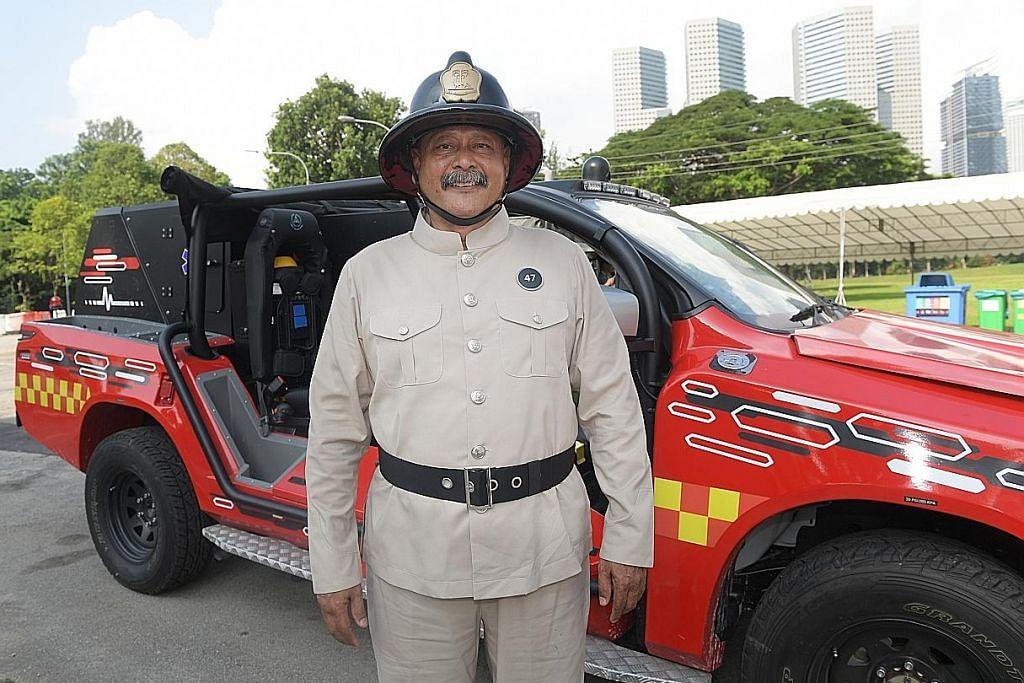 Tragedi Hotel New World perkukuh semangat pegawai bomba