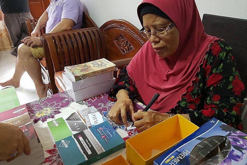 Pesara aktif mengarang demi lestari bahasa Melayu
