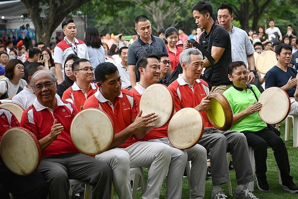 PM Lee lancar Pesta PassionArts