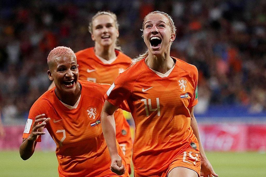 FINAL PIALA DUNIA WANITA 2019 Belanda sudah mampu kecewakan AS?