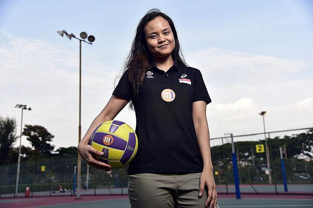 Ibu muda teruja wakili negara di Piala Dunia Bola Jaring