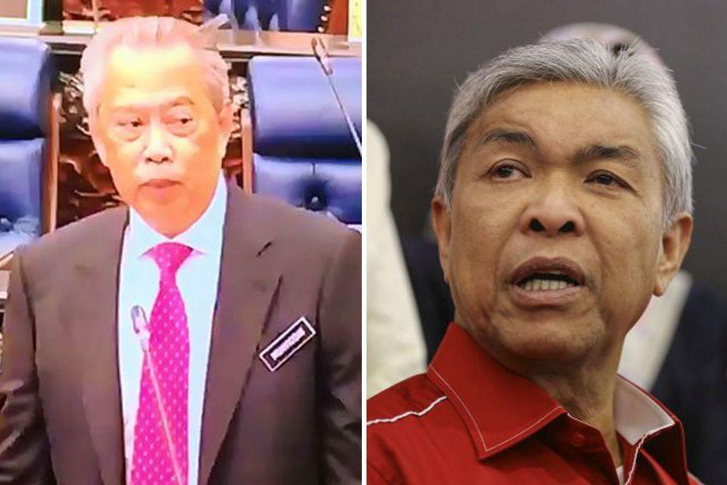 Presiden Bersatu, Umno nafi tandatangan sokong Anwar jadi PM