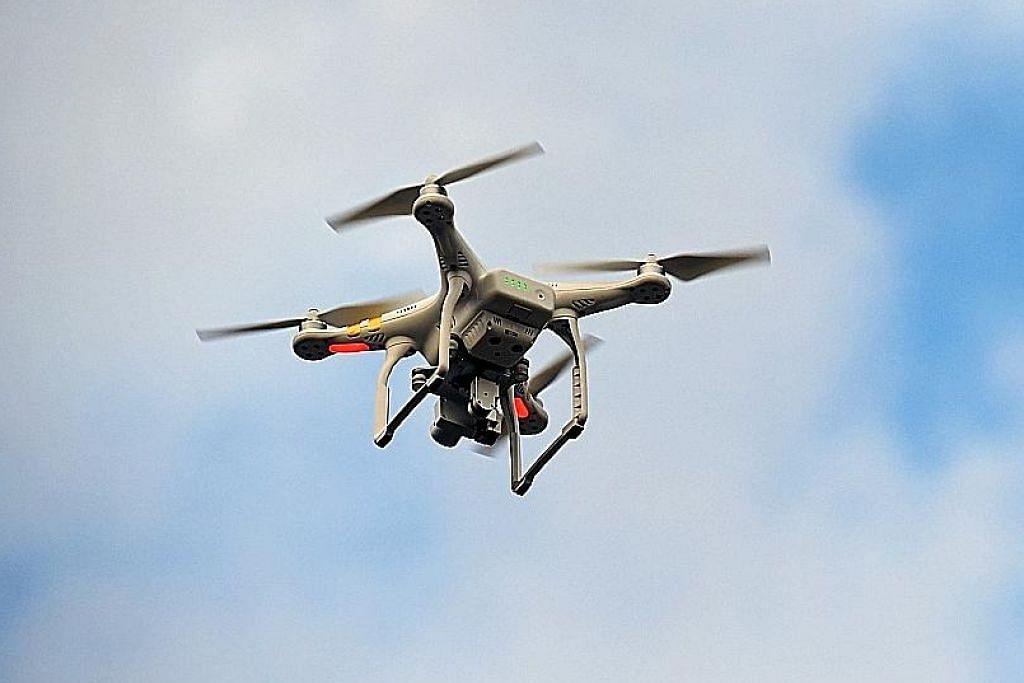 Pemerintah timbang hukuman lebih berat, pengguna daftar dron