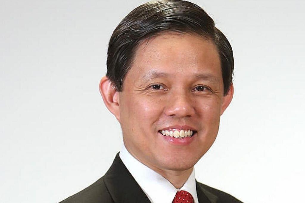 Banyak pekerjaan baru dicipta oleh gangguan teknologi: Chun Sing