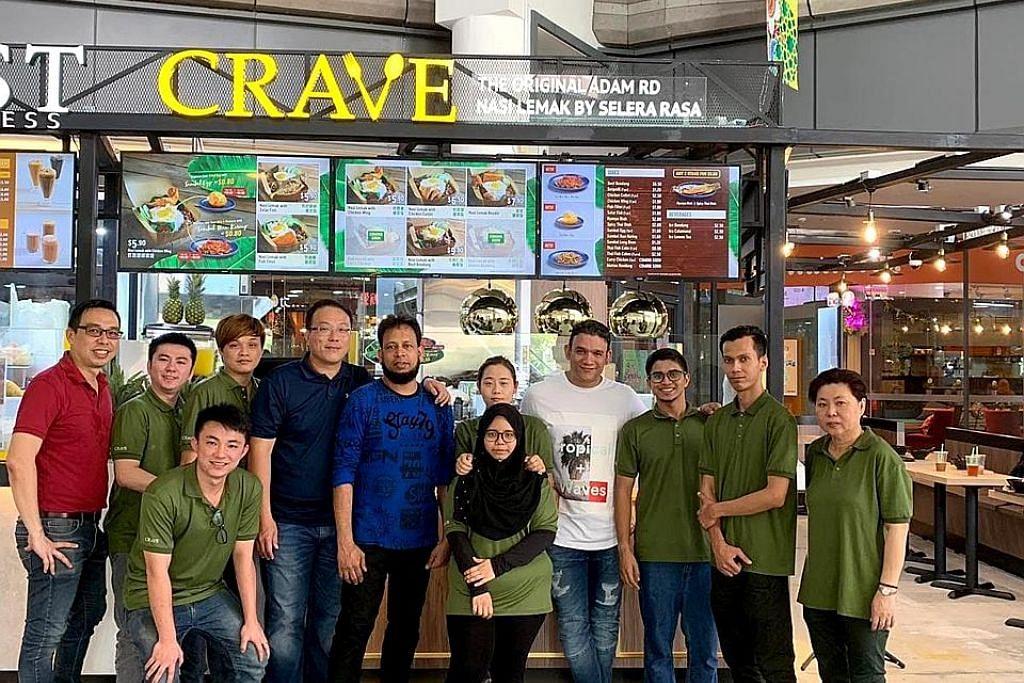 Pemilik Crave kongsi pengalaman jalin kerjasama