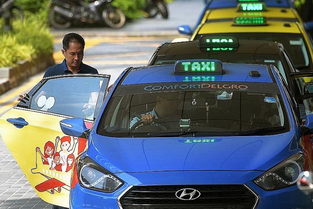 Usaha bantu drebar teksi kekal relevan dalam dunia digital