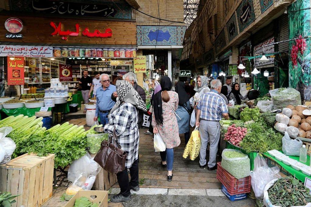'Rakyat Iran menderita, bukan pemimpin...'