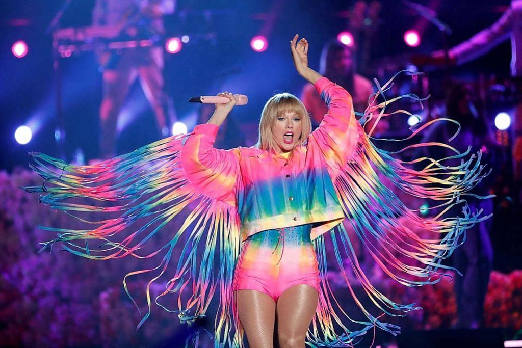 Taylor Swift, BTS selebriti terkaya dunia: Forbes 100