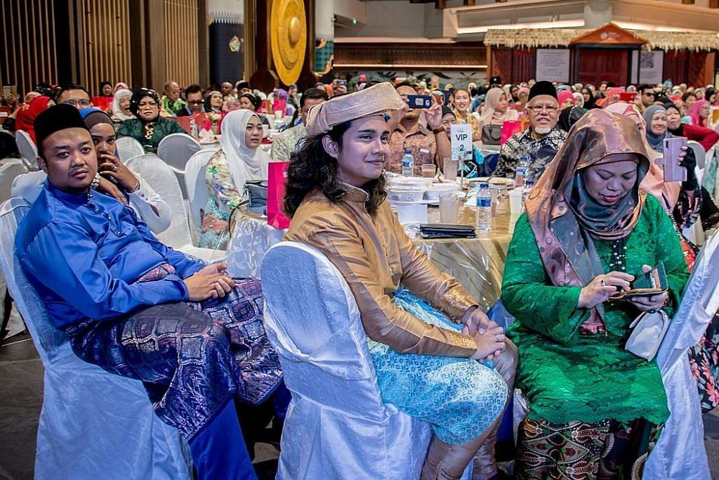 Meriah, nostalgia di konsert artis filem Melayu 50-an, 60-an