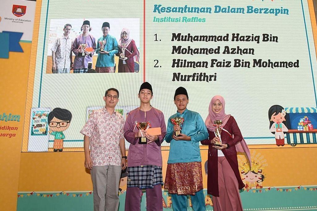 Menari untuk pecah rekod bilangan peserta tarian Melayu terbesar di Spura