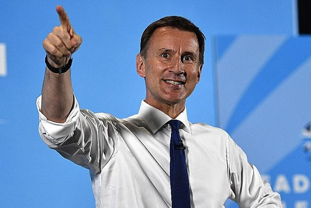 Siapa bakal PM baru Britain? Jeremy Hunt 'bersemangat waja' biarpun tidak menarik
