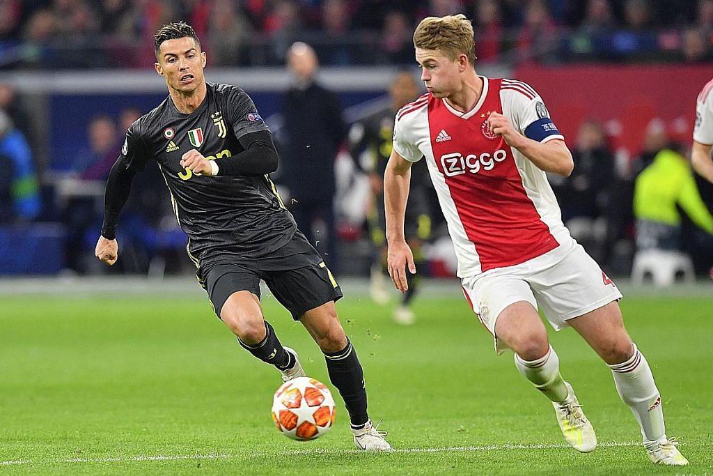 De Ligt sertai Juventus